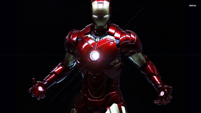 Arc Reactor Iron Man Wallpaper