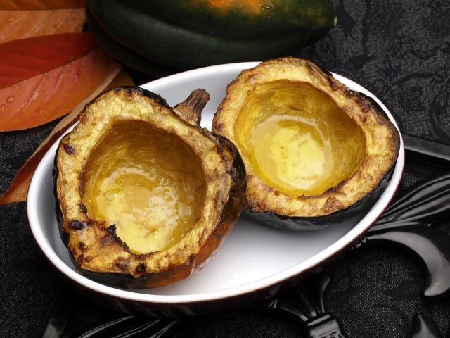 Smoked Acorn Squash Recipe Smoked Food Recipes High Potassium