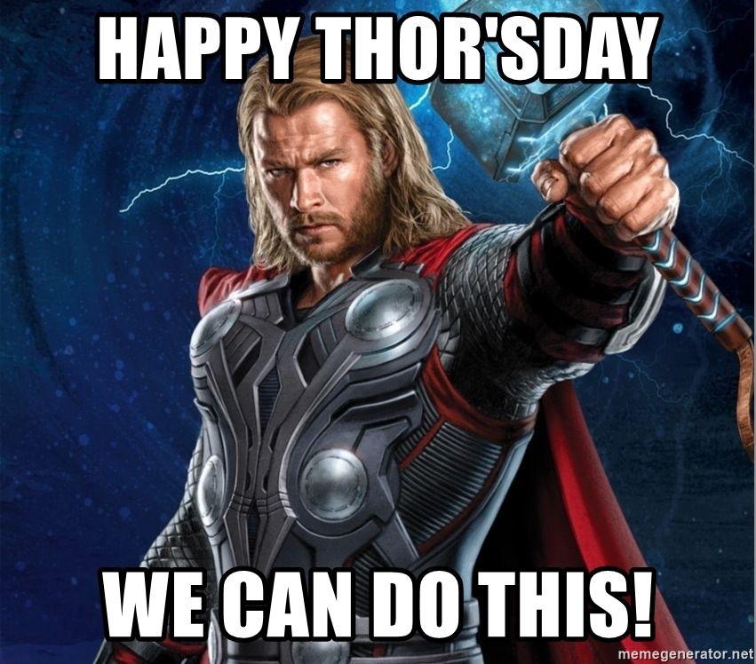 Thor S Day Thursday Google Search 30th Birthday Meme Birthday Meme Funny Birthday Meme