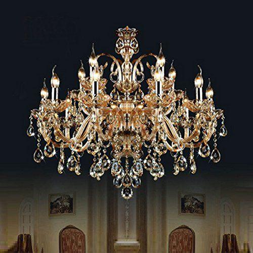 Gracelove 15 Arms Light Modern Crystal Chandelier Living Https