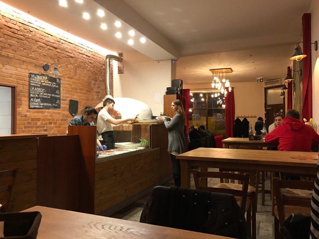 Ogien Pizza Rzemieslnicza Wroclaw Recenzje Restauracji Tripadvisor Bar