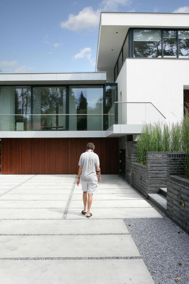 House In Bosch En Duin By Maas Architects Architecture 4 - House-in-bosch-en-duin-by-maas-architects