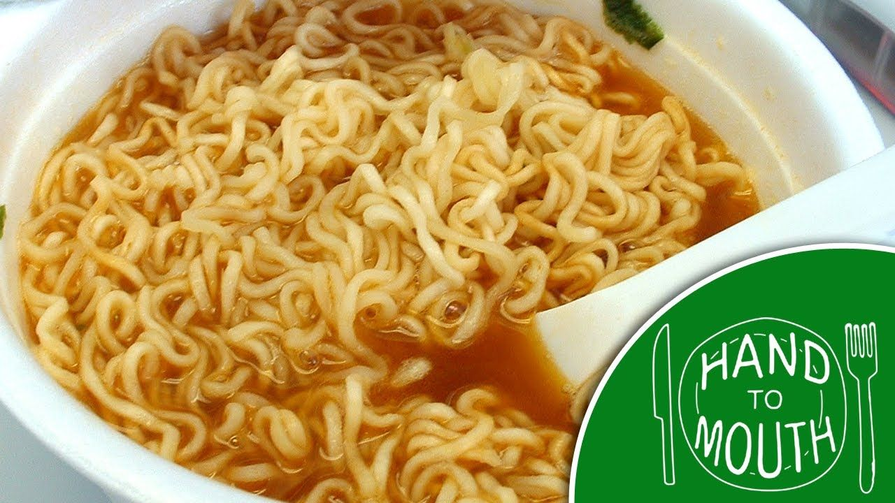 how to cook ramen  hand to mouth classic  how to cook