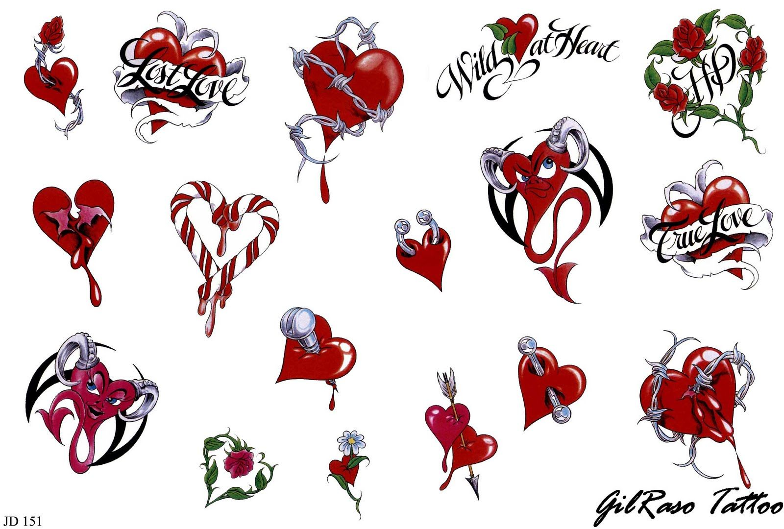 Gil tattoo coraes heart infinity for women rose tattoo i dont must tell you that the heart is the symbol of affection tribal heart tattoos are usually worn by ladies and girls biocorpaavc Images