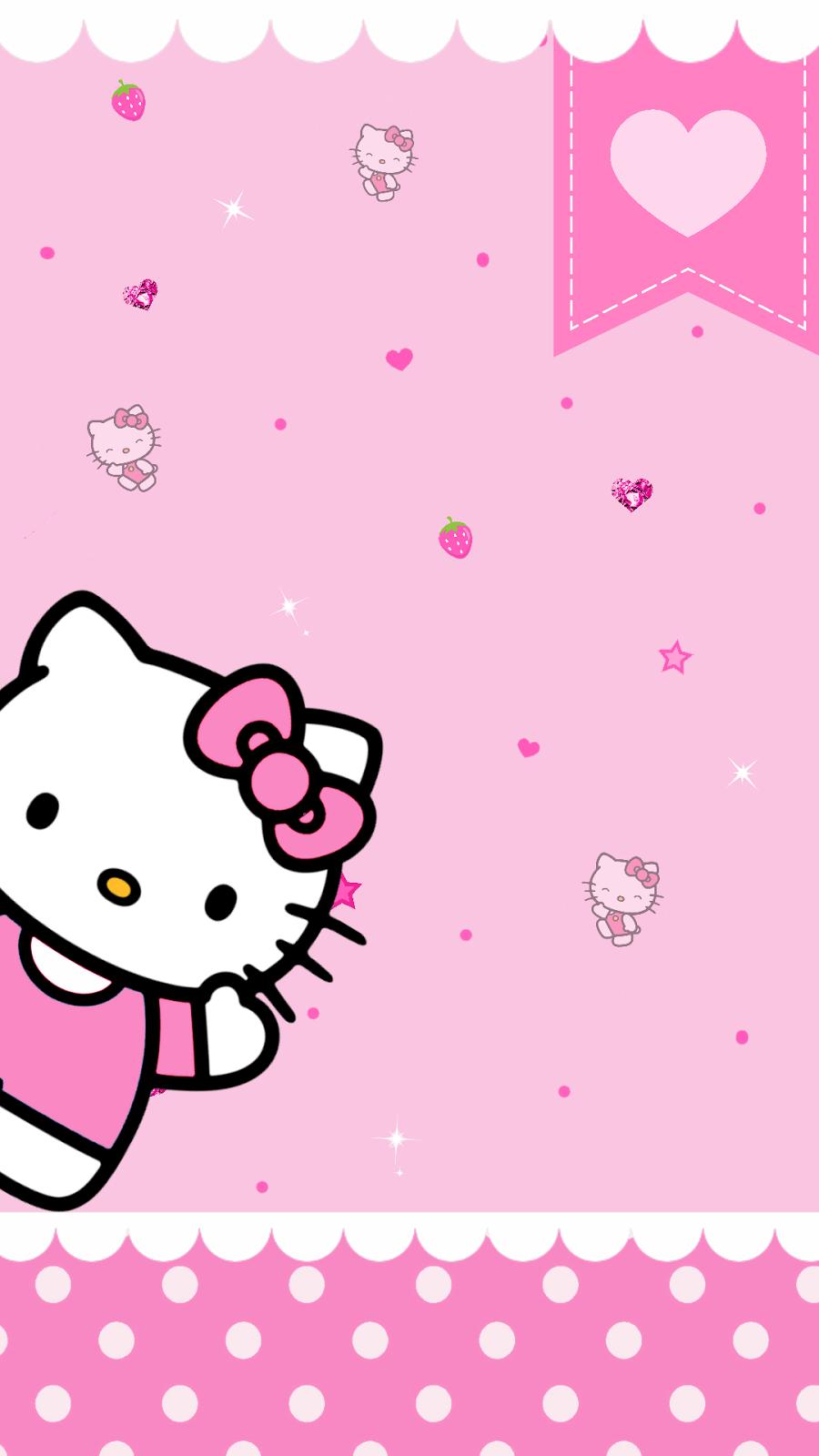 Hello Kitty Wallpaper Hd Portrait Doraemon In 2020 Hello Kitty Backgrounds Hello Kitty Wallpaper Hd Hello Kitty Pictures