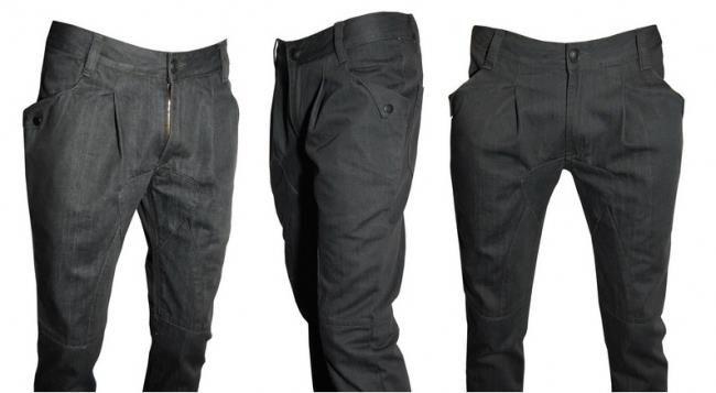 Джинсы мужские модные заказать