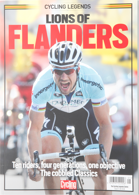 Cycling legends: The Lions of Flanders-order now