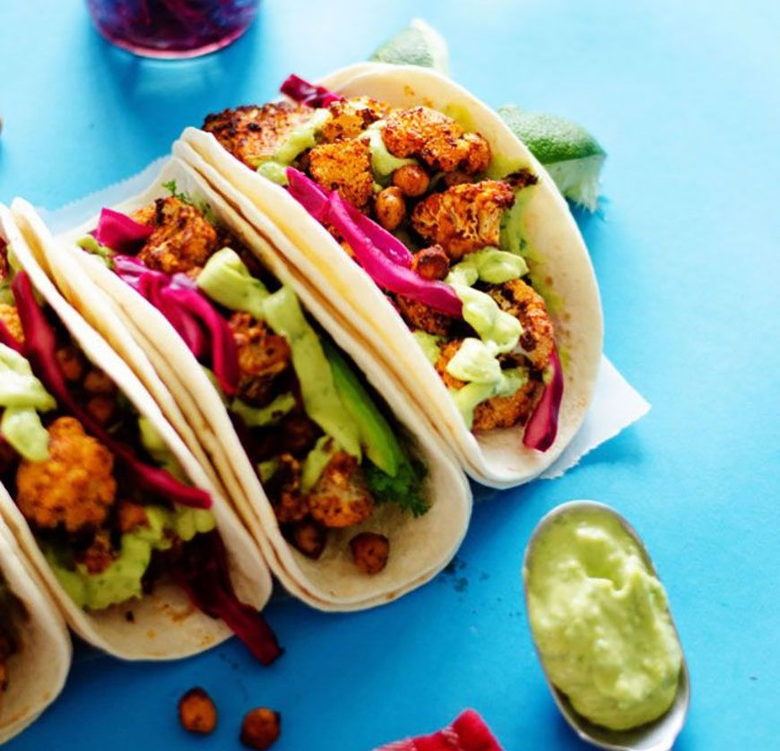 50 Vegetarian Taco Recipes Even Meat Eaters Will L