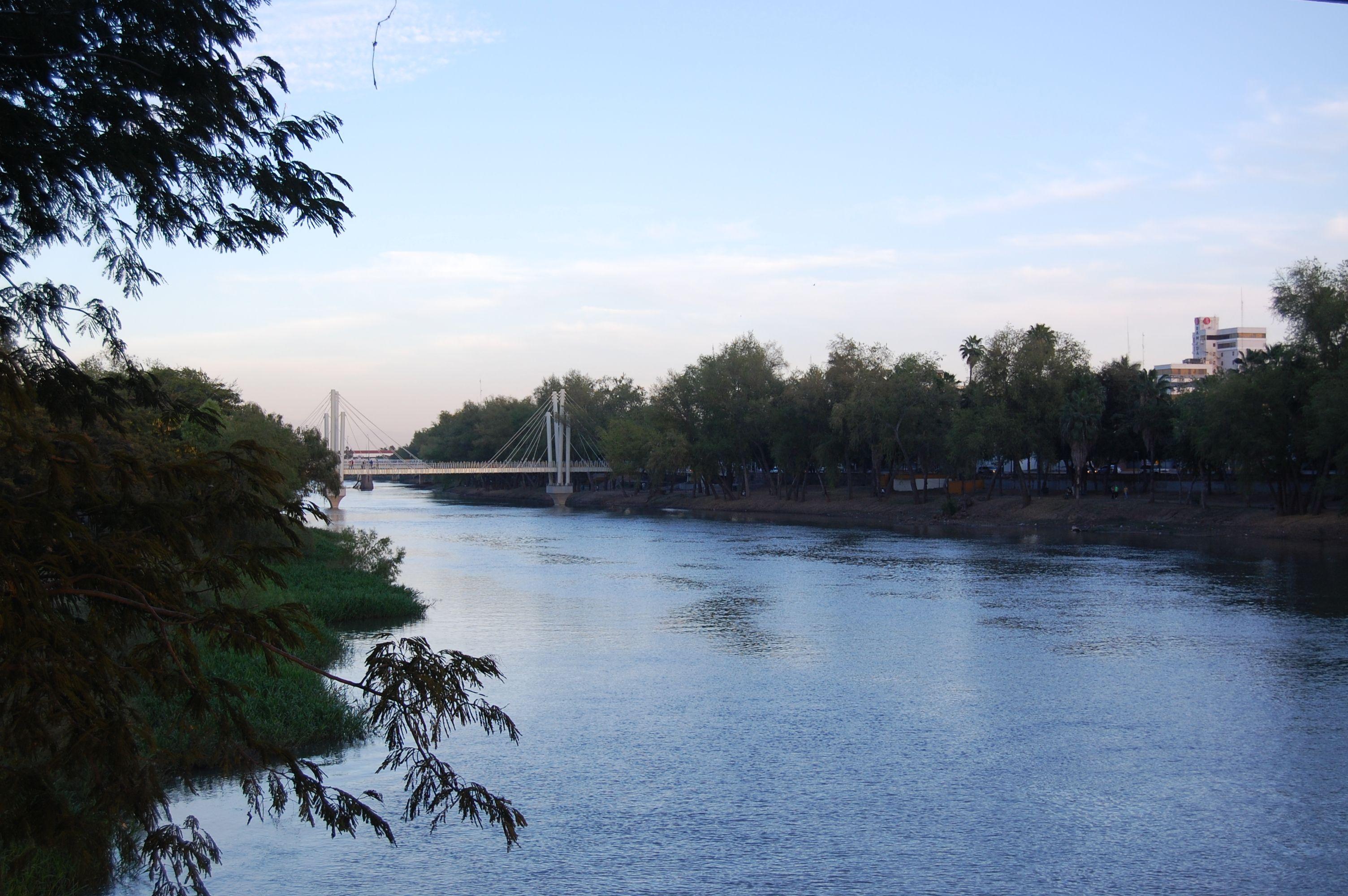 El Río Humaya.