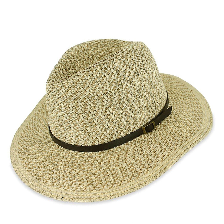 ecb10af2db7 Belfry Sandy - Paper Straw Safari Hat - C5183KXKA9S - Hats   Caps