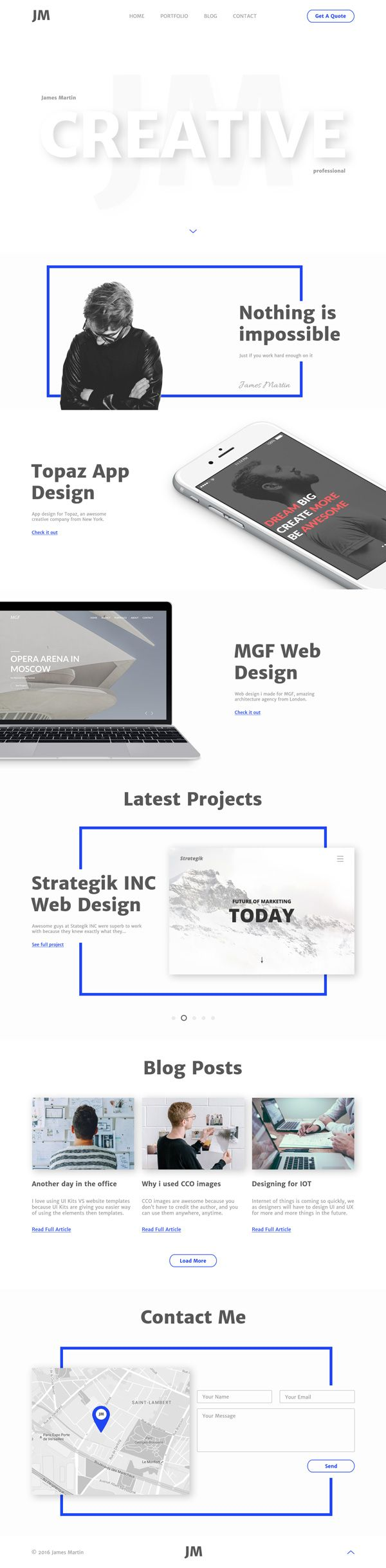 Today We Have For You A Developer Friendly Html Template With An