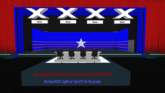 [S15] Roblox's Got Talent ©, a Free Game by EntityXF