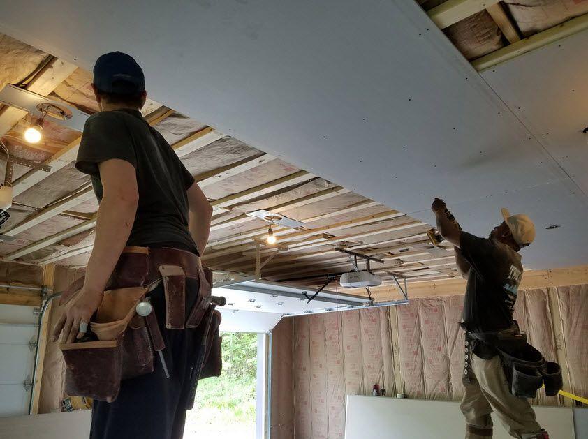 Drywall Repairing in 2020 Drywall installation, Drywall