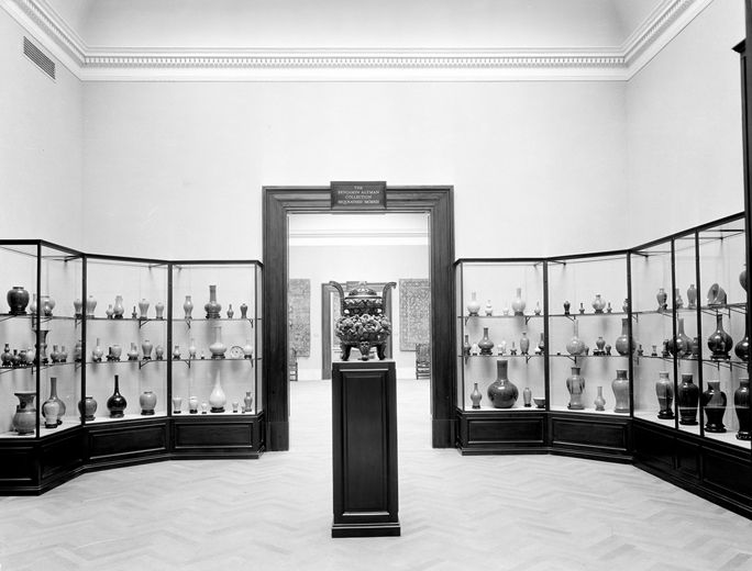 Gallery 455, photographed April 6, 1926