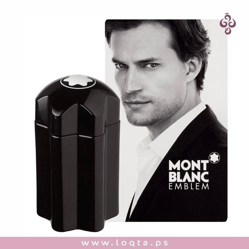 Sale 20 Mont Blanc Emblem عطر مونت بلانك امبليم رجالي من اروع العطور واكثرها ثباتنا ثابت ويدوم طويلا زجاجة العطر عبارة عن نموذج ثلاثي Perfume Emblems