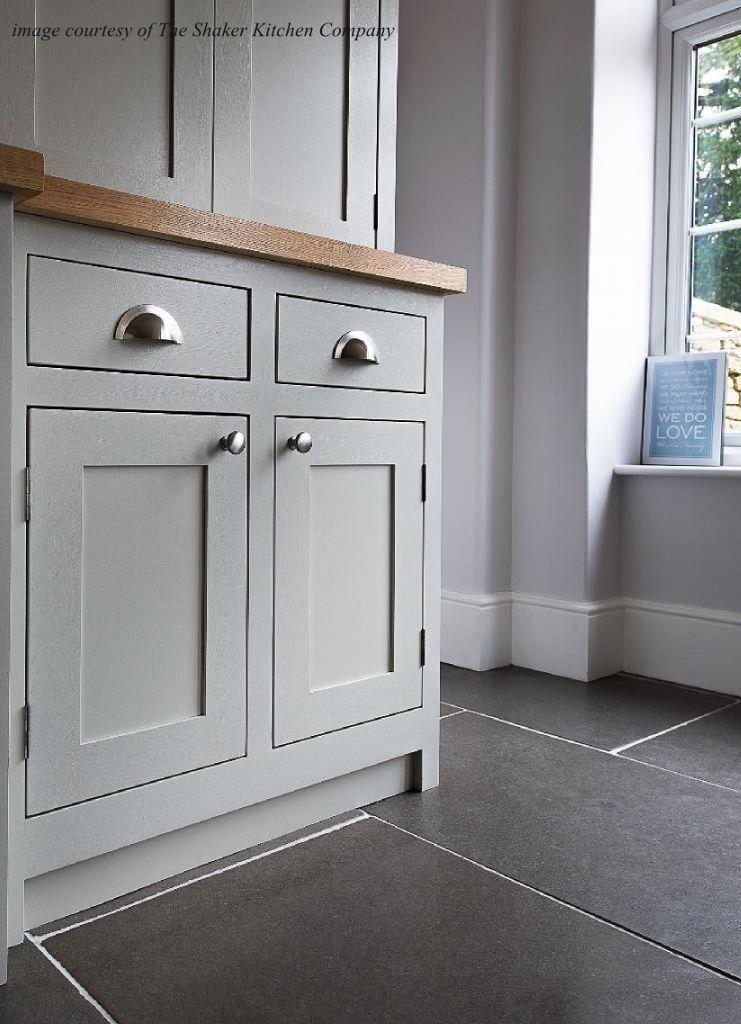 Ashton Grey Limestone Flagstones. Limestone Floor Tiles from ...