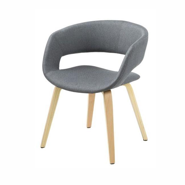 Grace étkezőszék, szürke – Étkezőszékek - ID Design Életterek ...