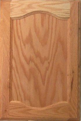 Harvest Flat Panel Cabinet Door In Double Cathedral Style Cabinet Doors Cabinet Doors For Sale Unfinished Kitchen Cabinets