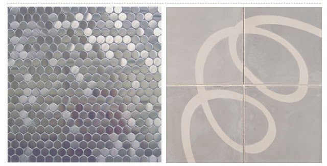 Pin by modern marks on gray is great | Penny tile, Granny ...