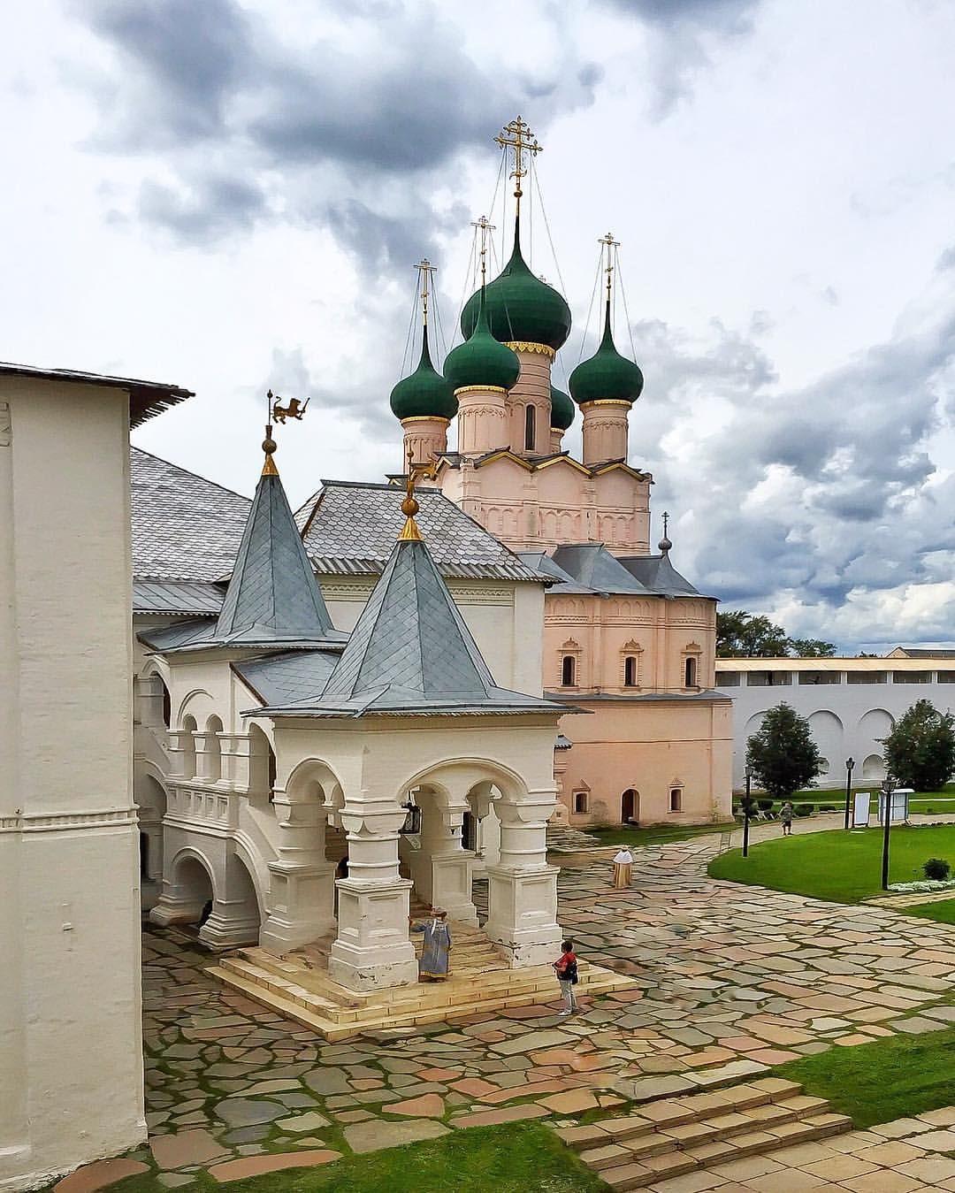 Ростов ярославской области достопримечательности фото и описание