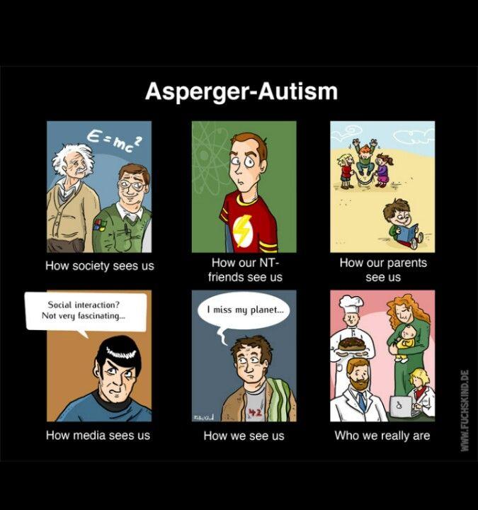 aspergers erwachsenen symptom