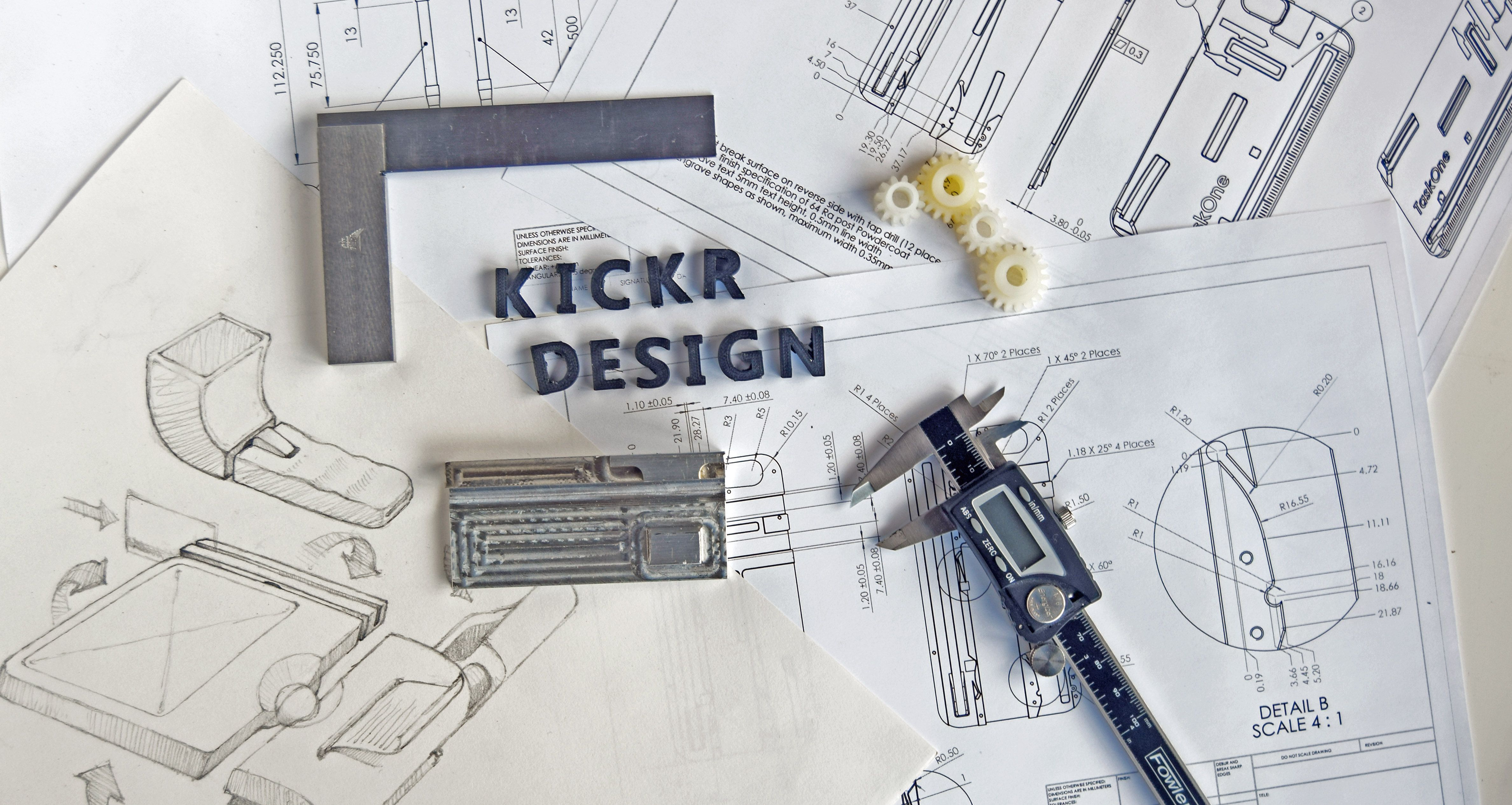 Kickr Design - We design, engineer, prototype and manufacture your ...