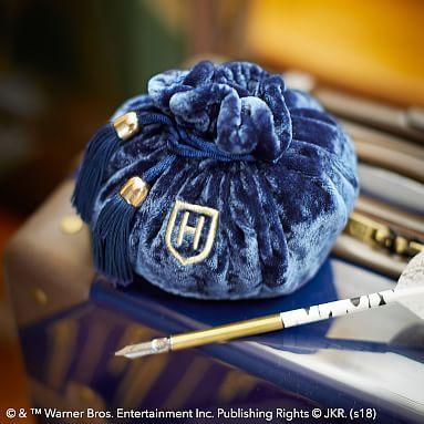 1b5a0db98d HARRY POTTER™ RAVENCLAW™ Velvet Jewelry Pouch  pbteen