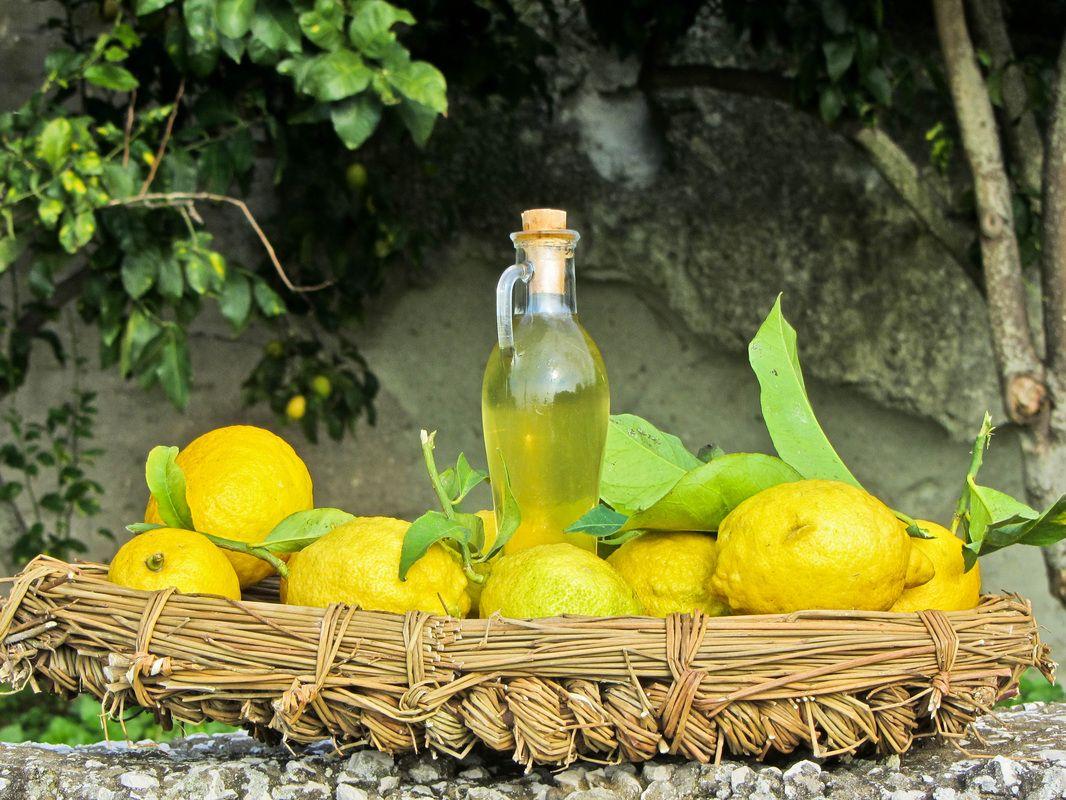 History Origin Recipe Of Limoncello