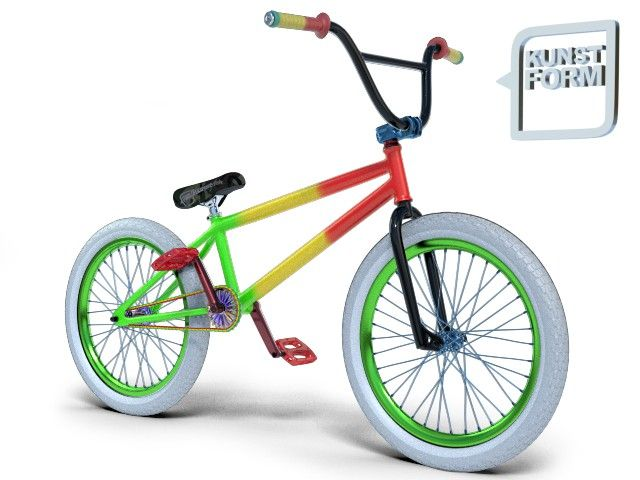Burnard Custom Bmx Bike Kunstform Bmx Shop Mailorder Worldwide Shipping Bmx Bikes Bmx Shop Bmx