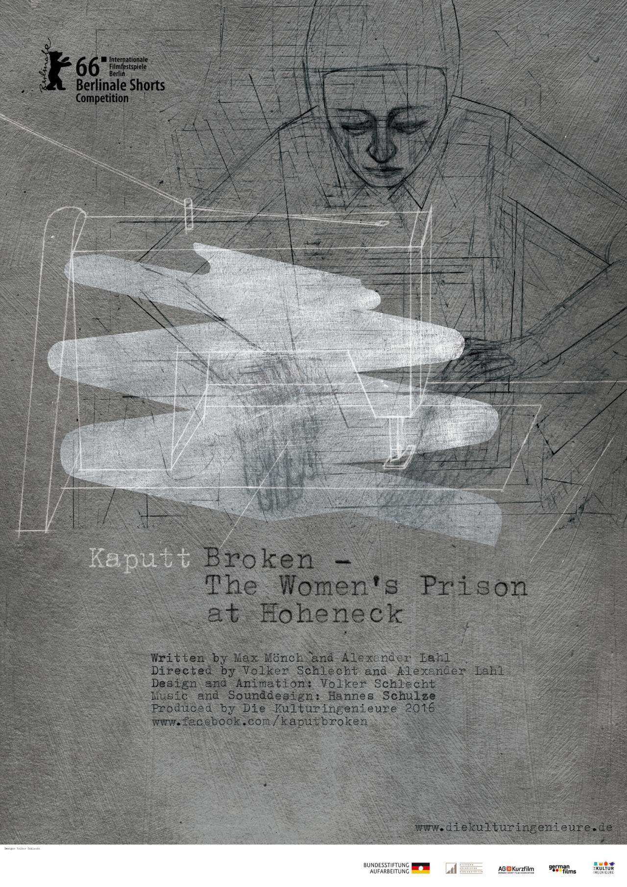 Kaputt / Broken – The Women\'s Prison at Hoheneck : Photo ...