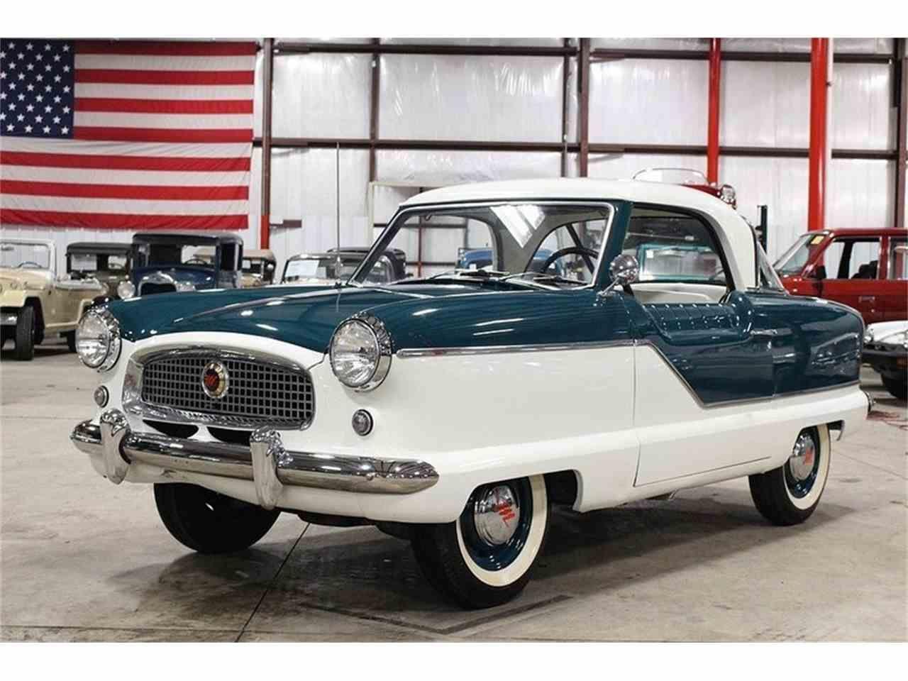 1957 Nash Metropolitan for sale | Listing ID: CC-1071095 ...