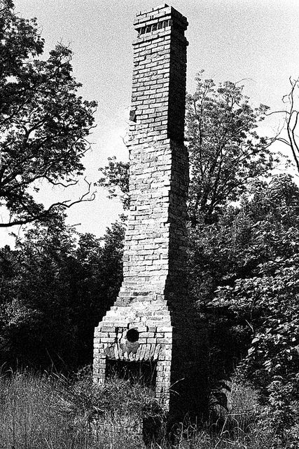 Just the chimney Beautiful ruins, Amazing stories, Black