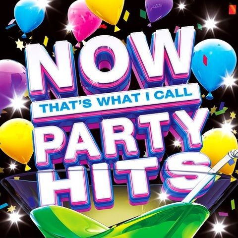 V.A. NOW Thats What I Call Party Hits | 3CD | 2016 | MP3...