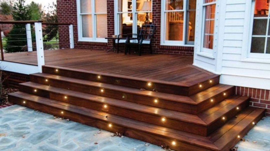 12 Incredible Wooden Deck Design Ideas