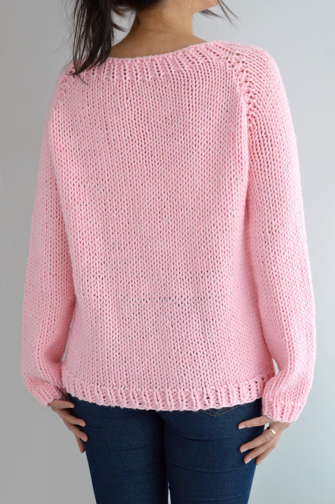 Fairy Kei Sweater Pattern // Oversized Sweater Menhera ...