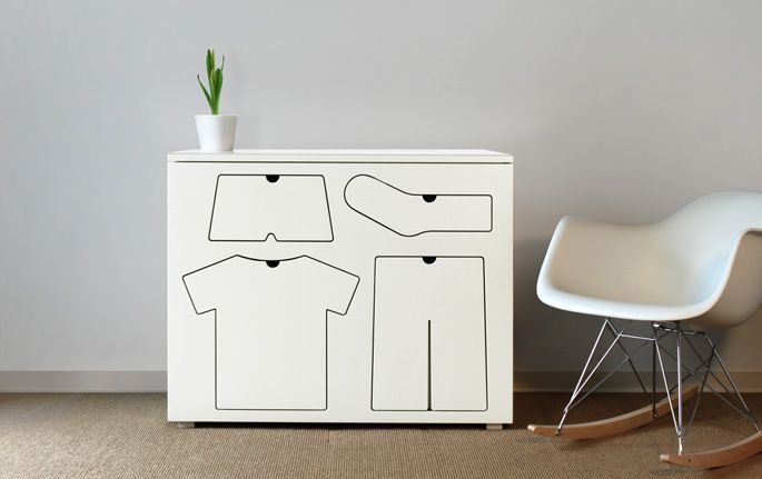 Kinderkamer Kasten Mostros : Ladekast voor de kinderkamer boys room pinterest muebles