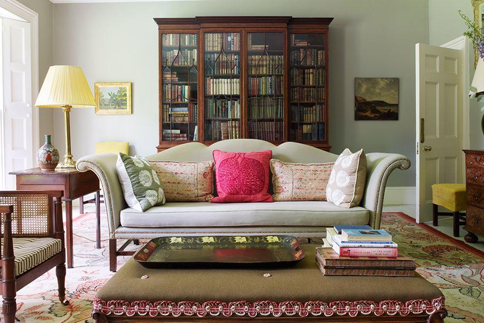 Bon Max Rollitt   House U0026 Garden 100 Leading Interior Designers