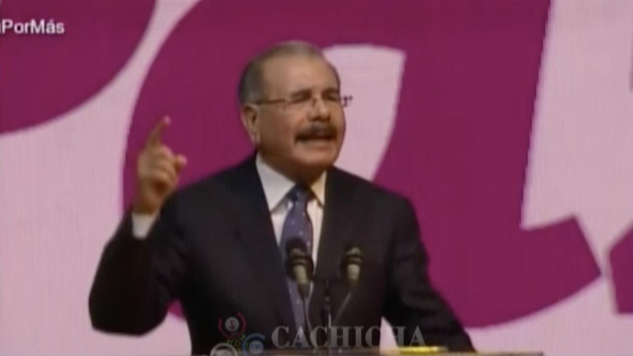 Planes Y Promesas Del Gobierno De Danilo Medina Para Combatir Delincuencia