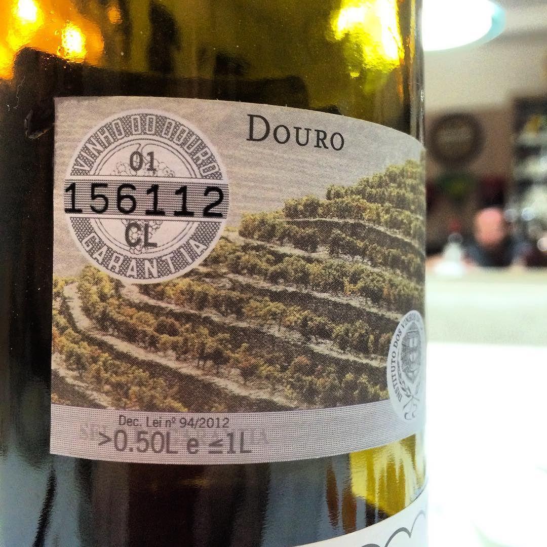 Excelente safra excelente vinho! Obrigado @rafaelrmariano ! #Douro #vinhosportugueses by maugodoy