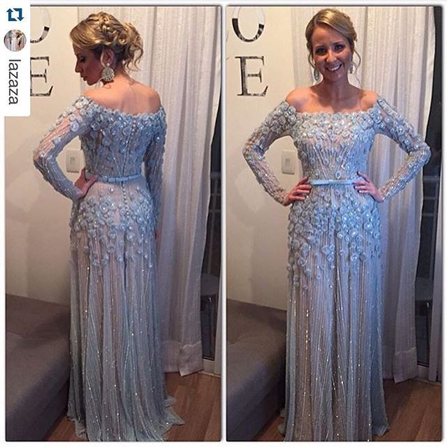 Mother Of The Bride Trendy Outfits: Instagram Post By Fashion Designer 🇹🇷 (@lazaza_gulcan) In