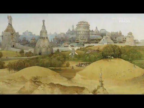Estudio técnico: Tríptico de la Adoración de los Magos, El Bosco - YouTube