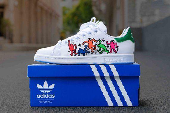 Custom Adidas stan smith f76b38cce506