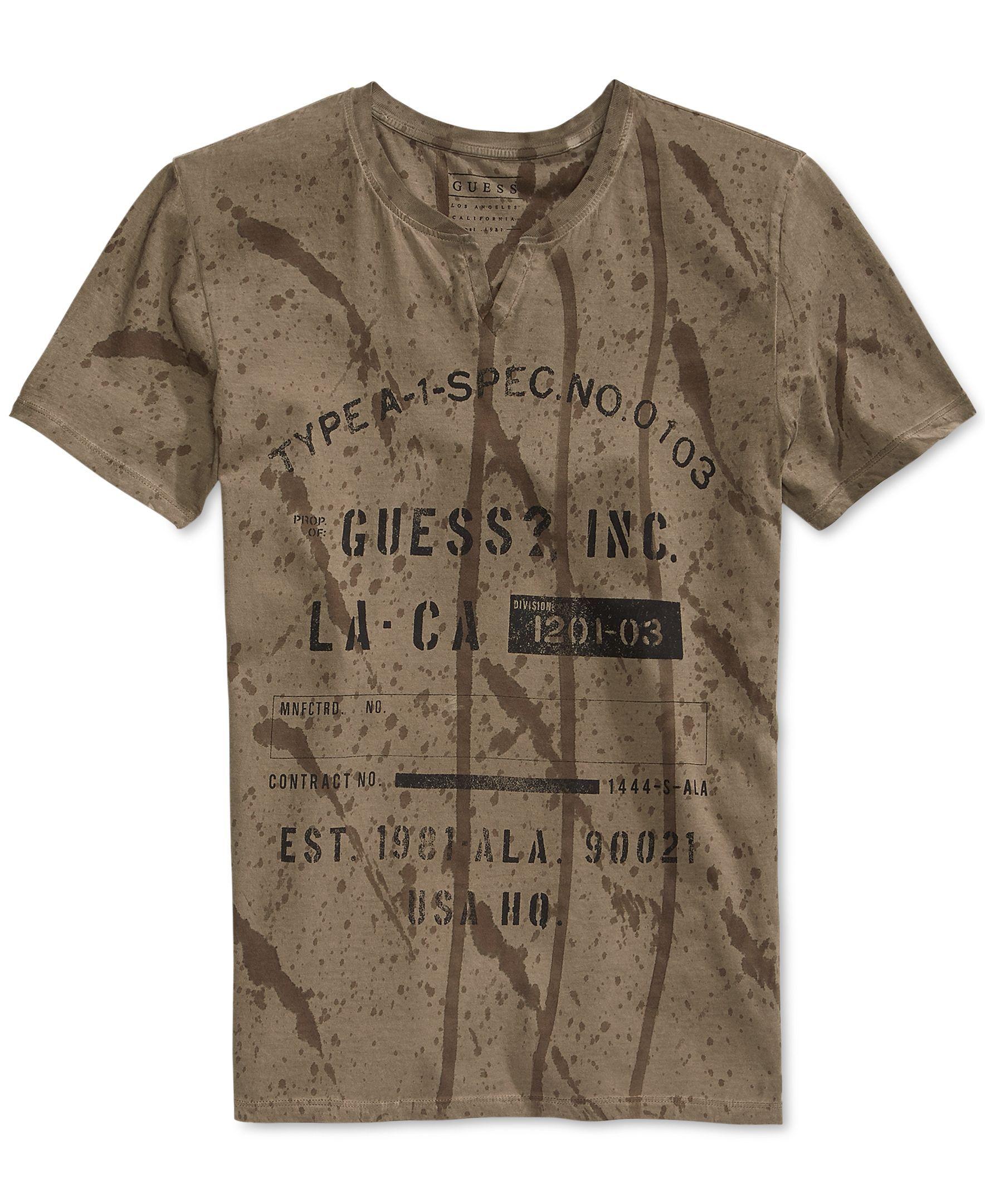 98fd4e996efb00 Guess Hart Graphic T-Shirt