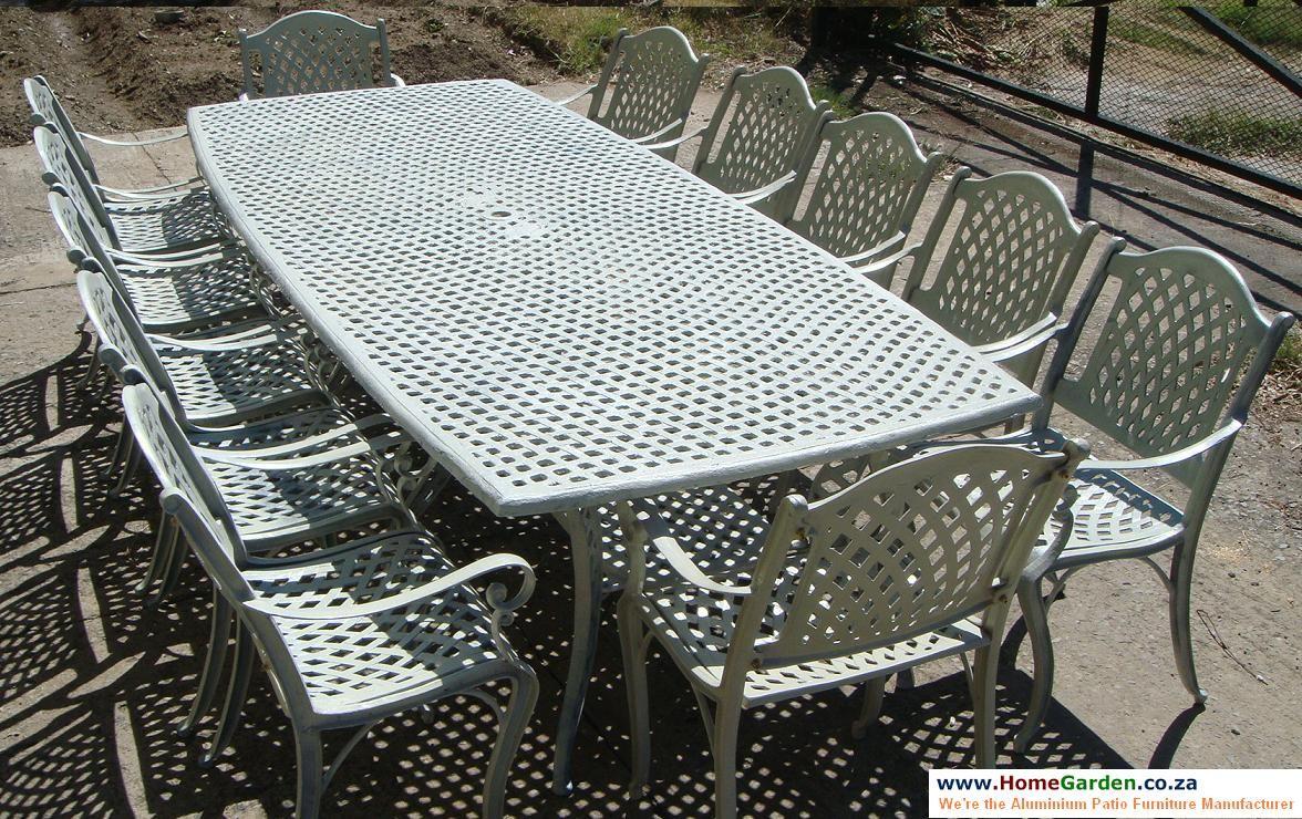 Aluminium Patio Furniture Johannesburg  Aluminum patio furniture