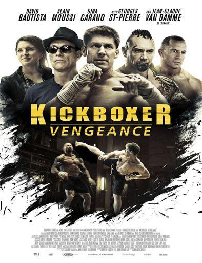 Poster de Kickboxer Vengeance