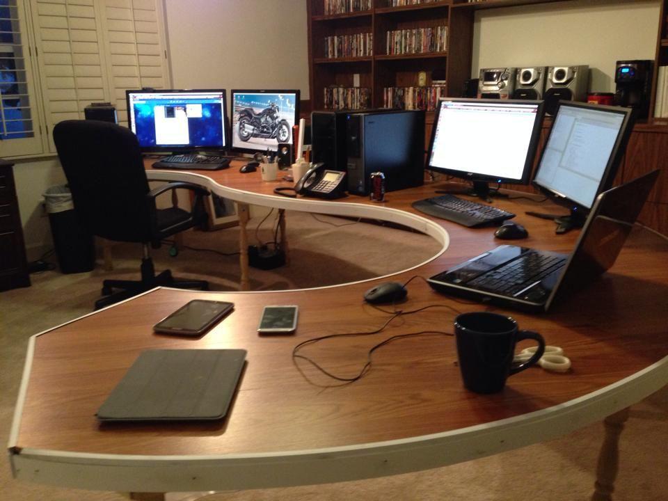 Diy Computer Desk Plans, Building Your Own Desk