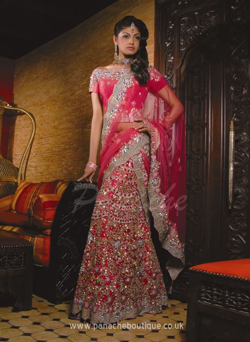 Panache Boutique Specialists In Made To Measure Indian Asian Bridal Wear Fashion Wedding Dresses Dress
