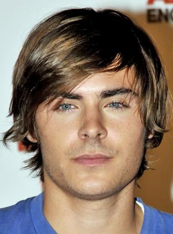 Zac Efron Medium Shag Haircut; | Hairstyle Channel   Women Hairstyles, Men  Hairstyles, Formal Hairstyles, Wedding Hairstyles, Prom Hairstyles, ...