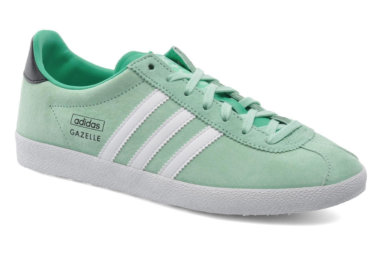 adidas gazelle dames groen