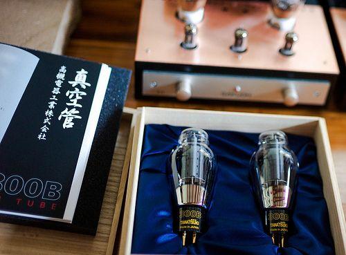L2011752 | Amps & Tubes | Vacuum tube, High end audio, Tube